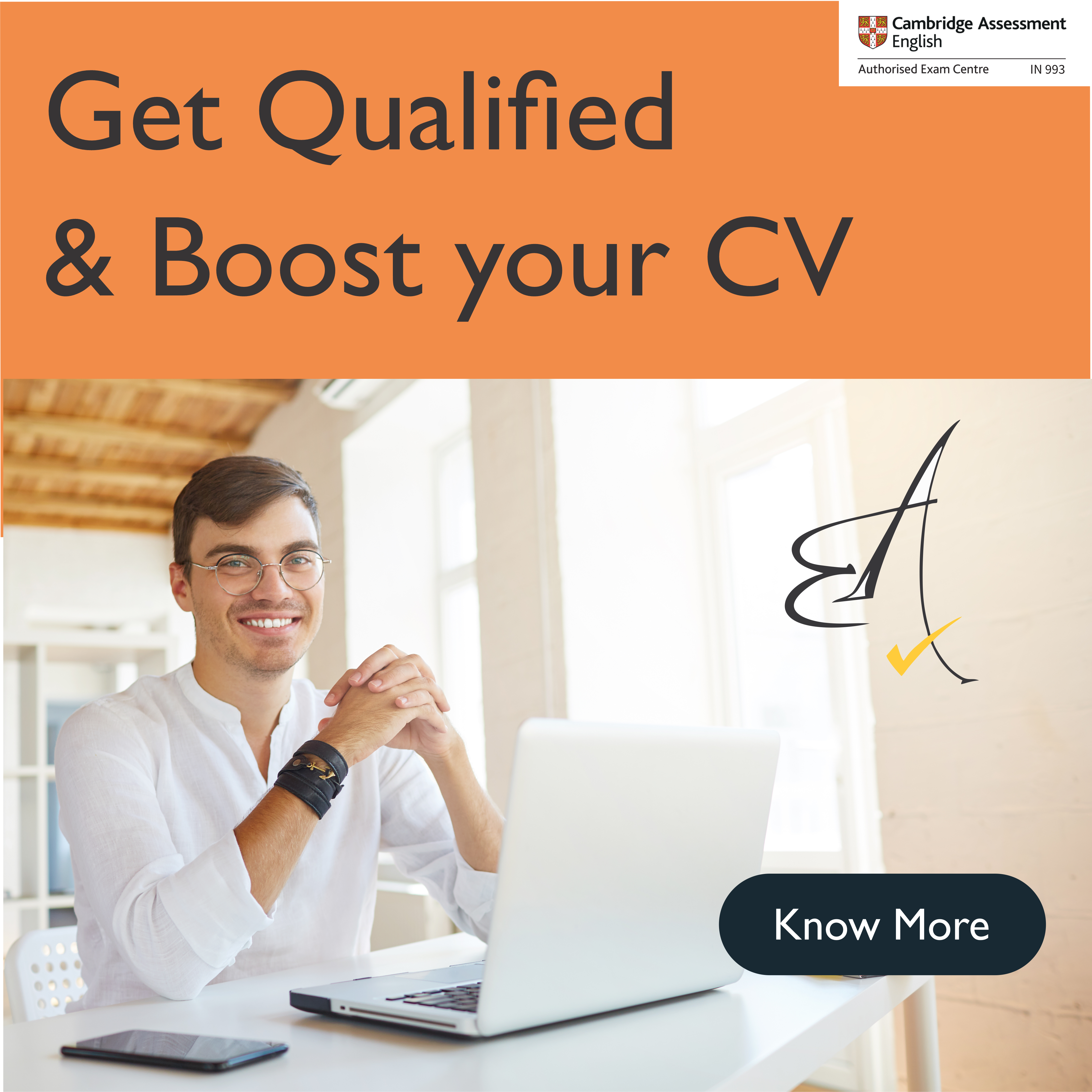 Boost your CV Mobile